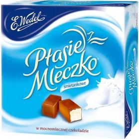 E.Wedel Cream FlavoredMarshmallow / Ptasie Mleczko 380g/13.4oz (W)