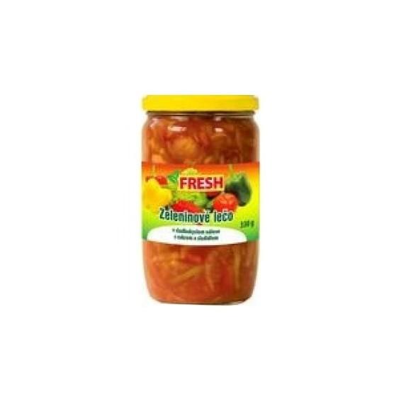 Fresh Zeleninove leco (Scald Vegetable) 670g/23.63ozoz