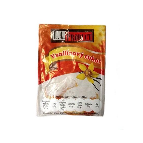 L.A.Product Vaniliovy Cukor / Vanilla Sugar 20g/0.70oz