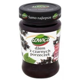 Lowicz Strawberry Jam / Dzem Truskawkowy 450g/15.9oz
