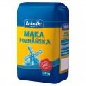 Lubella Wheat Flour Type 500/Maka Pszenna Poznanska 1kg/2.2lb