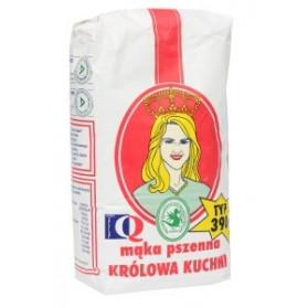 Krolowa Kuchni Wheat Flour 1 kg