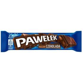 Wedel Pawelek Milk Chocolate Bar 45g/1.59oz