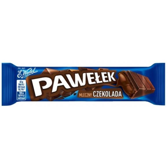 E.Wedel Milk Chocolate Bar 45g/1.59oz (W)