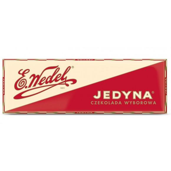 E.Wedel Jedyna Dark chocolate 100g/3.52oz