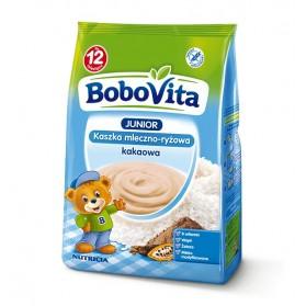 Bobovita Milk and Rice-Corn porridge Mixed Vanilla/Kaszka Mleczno-Ryżowa o smaku Waniliowym 230g/8.11oz