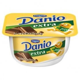 Danio Cheese Extra Chocolate 130g/4.58oz