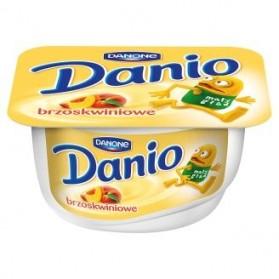 Danio Soft Cheese Peach 140g/4.93oz