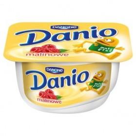Danio Cheese Raspberry 140g