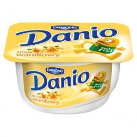 Danone Danio smak waniliowy 140g
