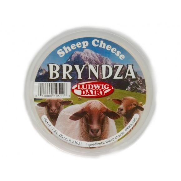 Ludwig Dairy Sheep Cheese Brzynda
