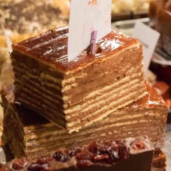 Hungarian Dobos Torta approx 1.9 lb