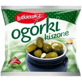 Lutkiewicz Cucumbers in Brine 700g/24.69oz