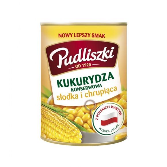 Pudliszki Seet Corn 400g/14.10oz