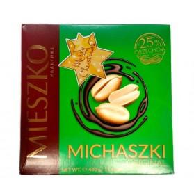 Mieszko Michaszki Chocolate Candies with Ground Nuts 440g/15.52oz