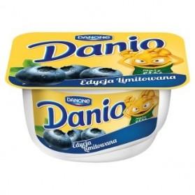 Danio Soft Cheese Blueberries 140g/4.93oz