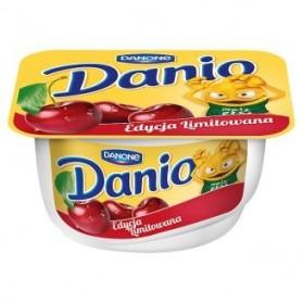 Danio Soft Cheese Cherry 140g/4.93oz