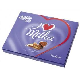 Milka Nut & Nougat Cream Pralines 110g/3.87oz