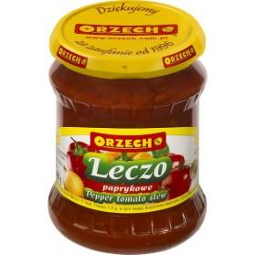 Orzech Lecho Pepper Tomato Stew 500g/1 lb. 1.64oz