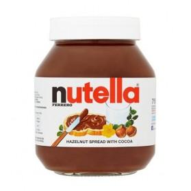 Nutella Chocolate Hazelnut Spread 371g/13oz