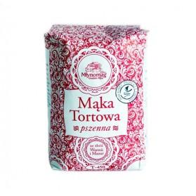 Mlynomag Wheat Flour / Maka Tortowa Pszenna 1kg/35.3oz