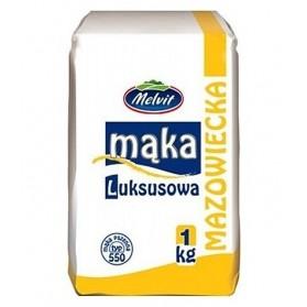 Melvit Mazowiecka Poznanska Wheat Flour 1kg/35.27oz