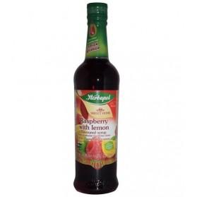 Herbapol Raspberry with Lemon Flavour Syrup 420ml/14.20fl.oz