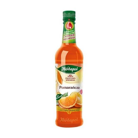 Herbapol Orange Flavour Syrup 420ml/14.20fl.oz
