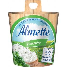 Almette Farmer Cheese with Garlic 150g/5.3oz