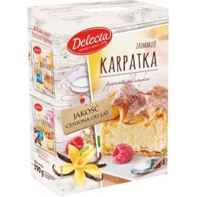 Delecta Karpatka Cake 390g/13.75oz