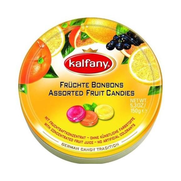 Kalfany Assorted Fruit Candies 150g/5.3oz