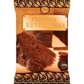 Piernik Ketrzynski / Gingerbread Instant Cake 500g/17.63oz