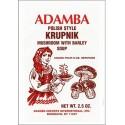 Adamba Krupnik Mushroom with Barley Soup 2.5oz