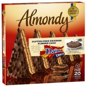 Almond cake with Daim