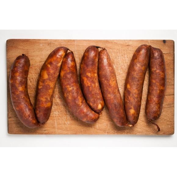 Čardašova klobasa (Smoked Pork Sausage) 1 pair