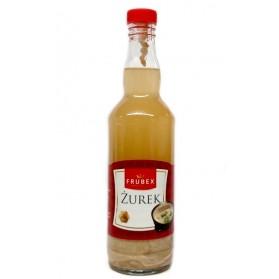Frubex Sour Rye Soup, Żurek 0.5 L/17.6 fl. oz.