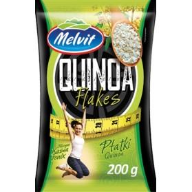 Melvit Quinoa Flakes 200g/7.05oz
