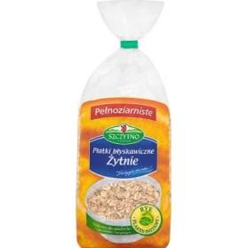 Szczytno Wholegrain Rye Flakes Instant 400g/14.11oz