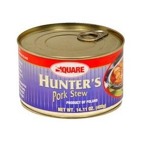 Square Hunter's Pork Stew 400g/14.11oz