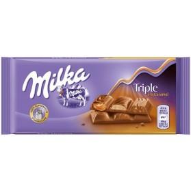 Milka Triple a la Caramel 90g/3.17oz