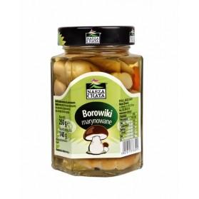 Nasza Chata Pickled Boletus 250g/8.81oz