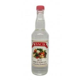Bacik Vinegar 10% 500ml/17oz