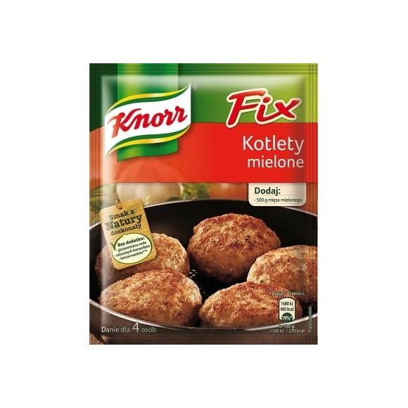 Knorr Fix Meatballs 64g/2.26oz