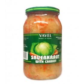Vavel Sauerkraut 860g/30.33oz