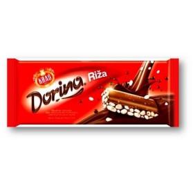 Kraś Dorina Milk Chocolate with Puffed Rice 130g/4.58oz