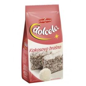 Podravka Dolcela Kokosovo Brasno / Coconuts Shreds 100g/3.52oz
