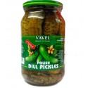 Vavel Polish Dill Pickles 880g/31.04oz