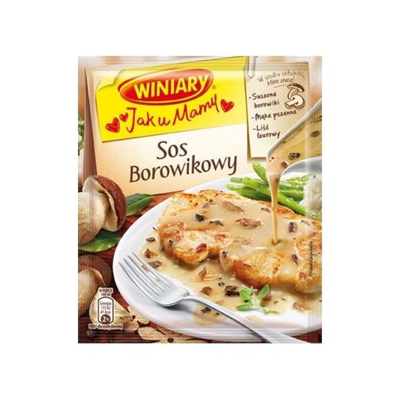 Winiary Souce Boletus / Borowikowy 27g.
