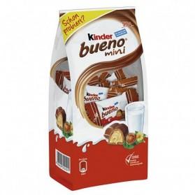 Ferrero Kinder Bueno Mini Wafer Cookies 108g/3.8oz