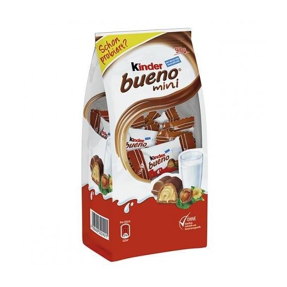 Ferrero Kinder Bueno Wafer Cookies, 1.5 oz